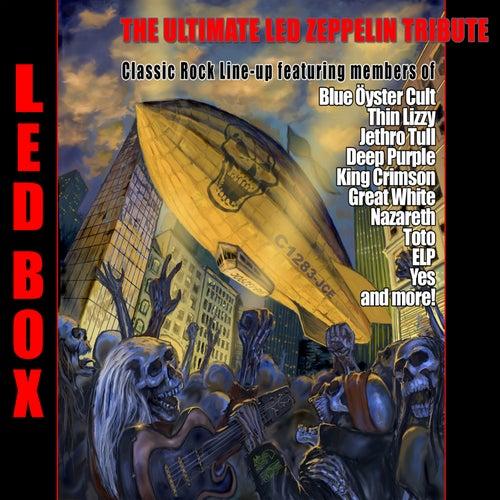 Led Box - The Ultimate Led Zeppelin Tribute de Various Artists
