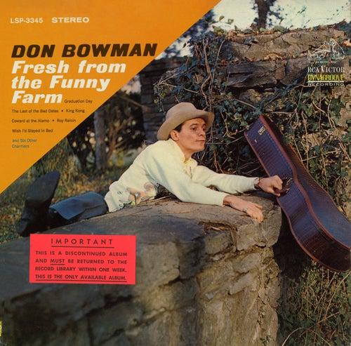 Fresh From the Funny Farm von Don Bowman