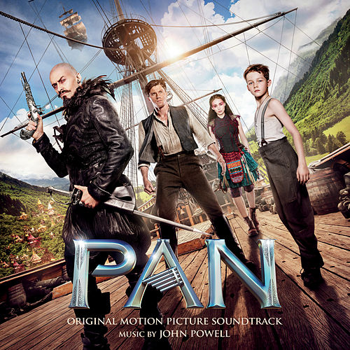 Pan (Original Motion Picture Soundtrack) by Various Artists