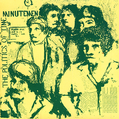 The Politics of Time von Minutemen