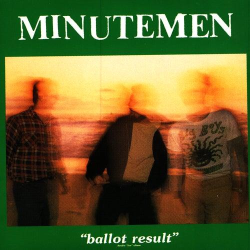 Ballot Result de Minutemen