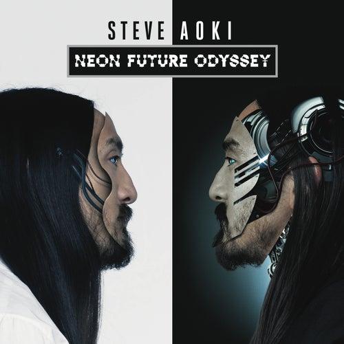 Neon Future Odyssey von Steve Aoki