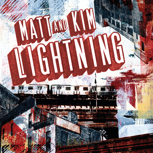 Lightning de Matt and Kim