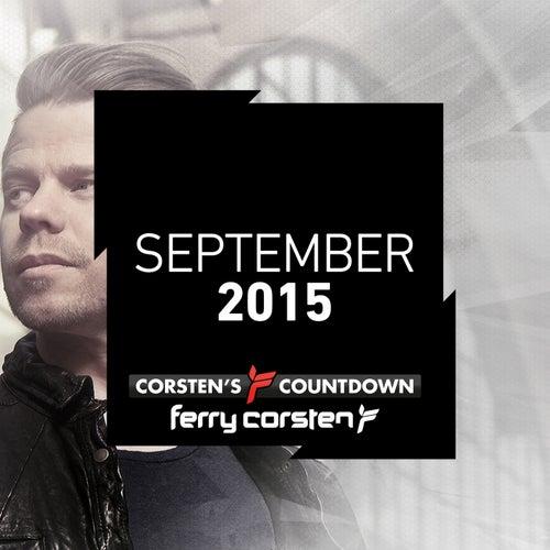 Ferry Corsten presents Corsten's Countdown September 2015 von Various Artists