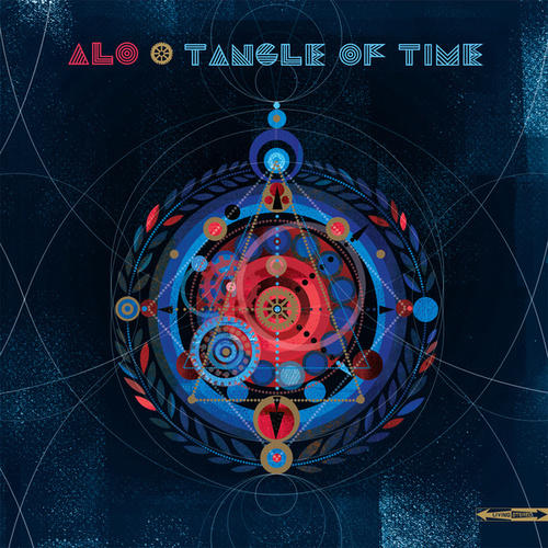 Tangle Of Time de ALO (Animal Liberation Orchestra)