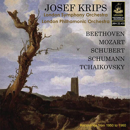 Krips conducts Beethoven, Mozart, Schubert and Schumann de Josef Krips