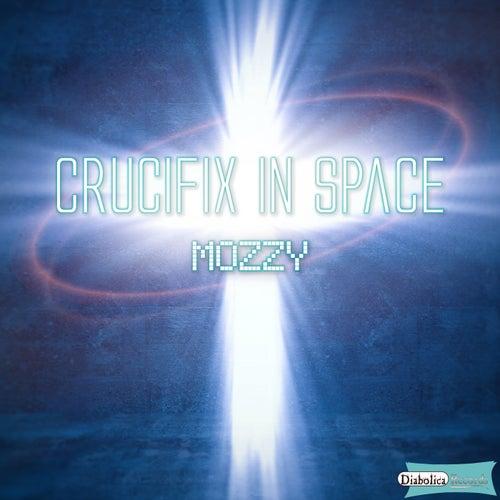 Crucifix in Space von Mozzy