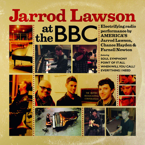 Jarrod Lawson (Live at the BBC) de Jarrod Lawson