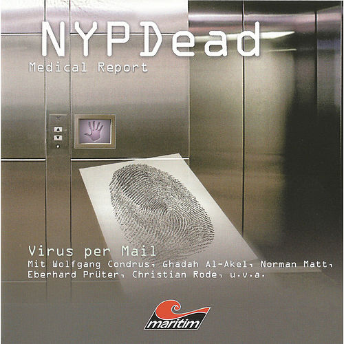 Folge 4: Virus per Mail von NYPDead - Medical Report