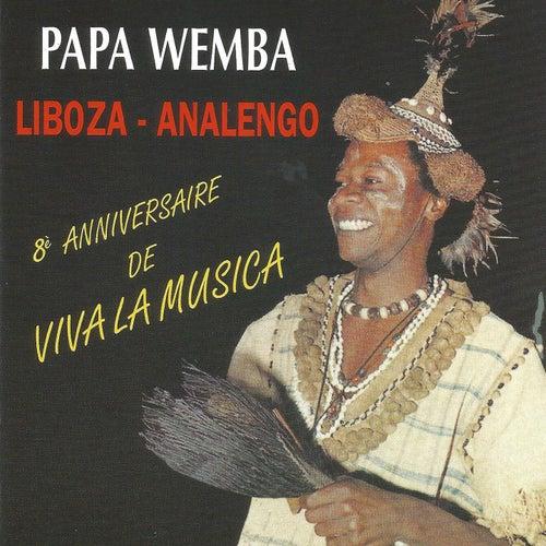 8ème anniversaire de Viva La Musica de Papa Wemba