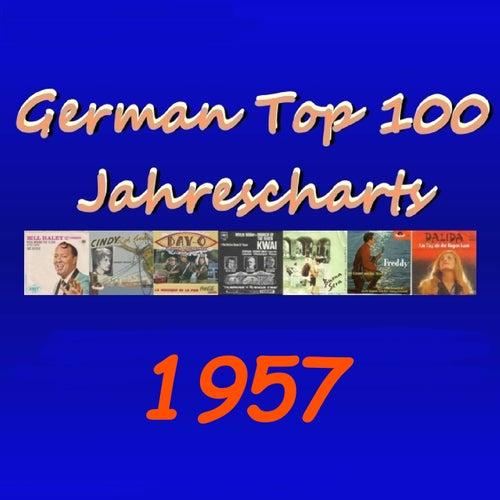 German Top 100 Jahres-Charts 1957 de Various Artists