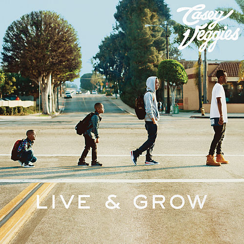 Live & Grow von Casey Veggies