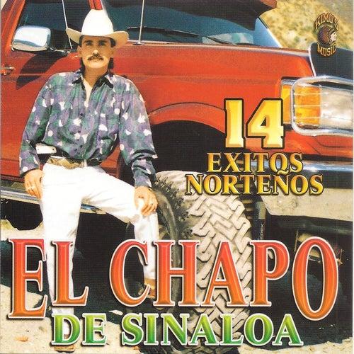14 Exitos Norteños fra El Chapo De Sinaloa