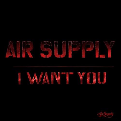 I Want You de Air Supply