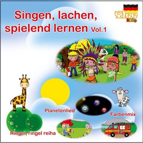 Singen, lachen, spielend lernen Vol.1 von YLEE Kids
