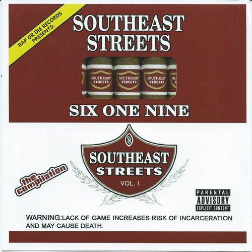Rap or Die Presents: The Southeast Streets, Vol. 1 von Various Artists