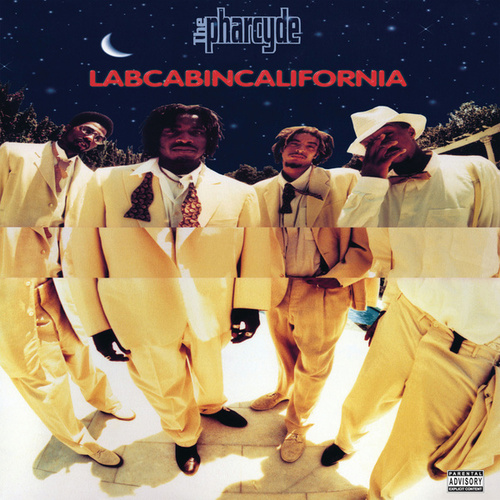 Labcabincalifornia de The Pharcyde