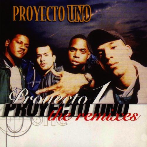 The Remixes de Proyecto Uno