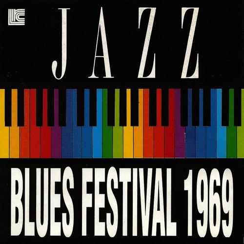 1969 Blues Festival by Jay McShann