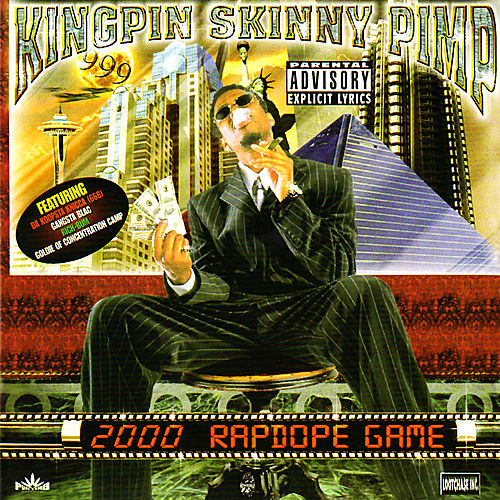 2000 Rapdope Game von Kingpin Skinny Pimp