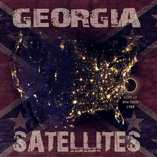 Live in New York, 1988 - FM Radio Broadcast by Georgia Satellites
