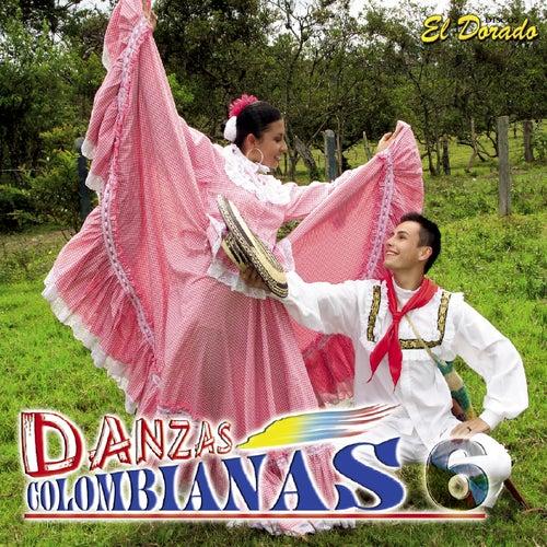 Danzas Colombianas, Vol. 6 de Various Artists