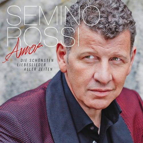 Amor - Die schönsten Liebeslieder aller Zeiten (Deluxe Version) von Semino Rossi