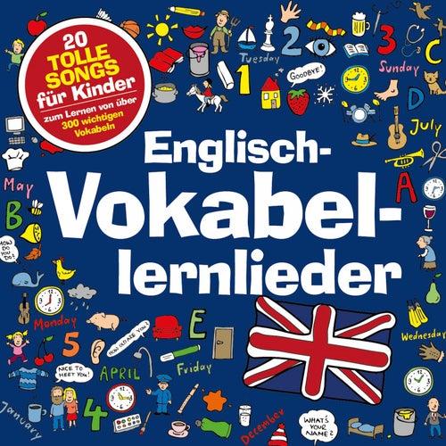 Englisch-Vokabellernlieder by Marie