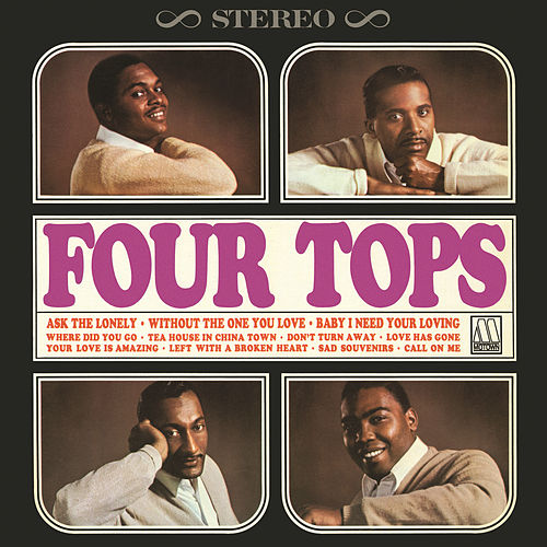 Four Tops de The Four Tops