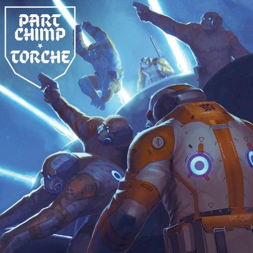 Torche / Part Chimp Split by Various Artists