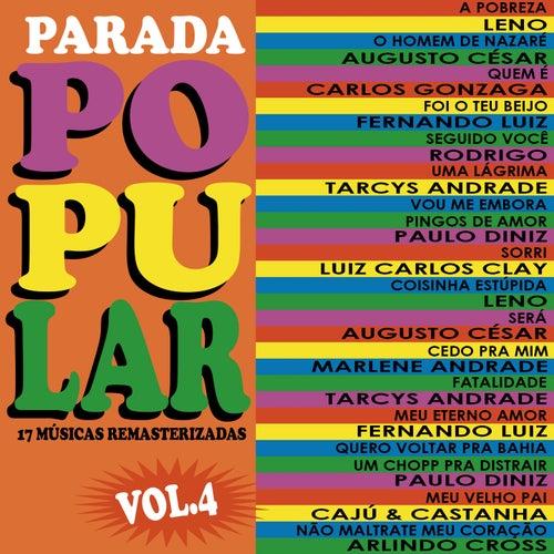 Parada Popular, Vol. 4 von Various Artists