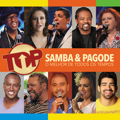 Top Samba & Pagode (Live) de Various Artists
