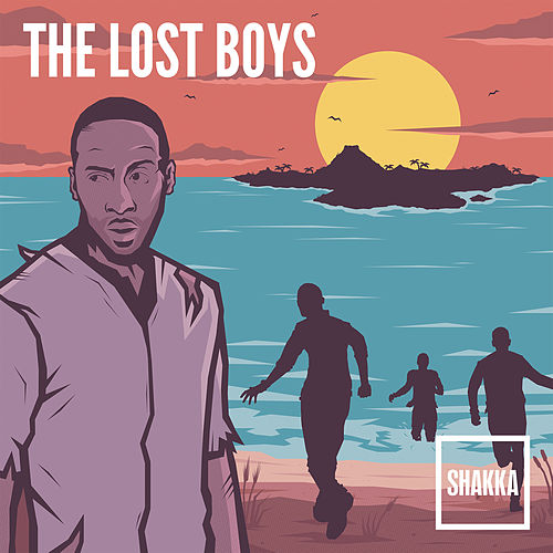 The Lost Boys - EP de Shakka