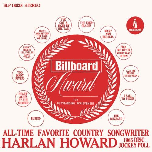 Favorite Country Songwriter by Harlan Howard