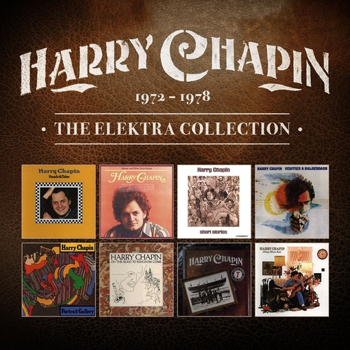 The Elektra Collection (1971-1978) van Harry Chapin