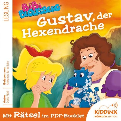 Hörbuch - Gustav, der Hexendrache von Bibi Blocksberg