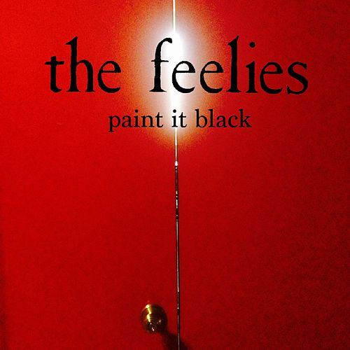 Paint It Black von The Feelies