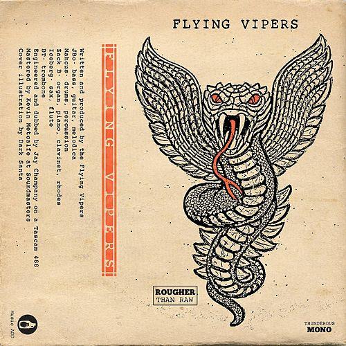 Destroy Babylon Presents the Green Tape by Flying Vipers
