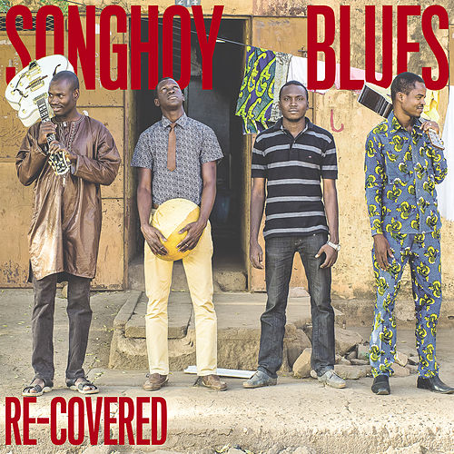 Should I Stay or Should I Go ? di Songhoy Blues