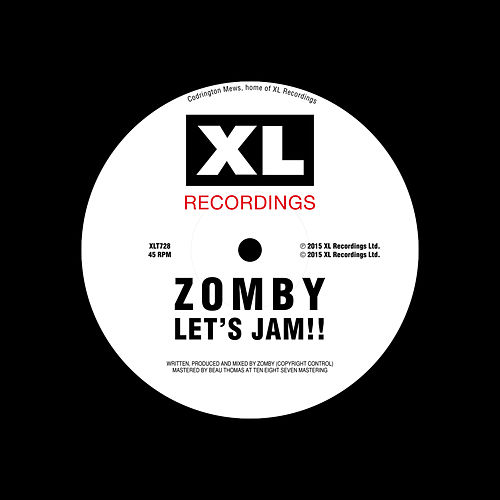 Let's Jam!! by Zomby