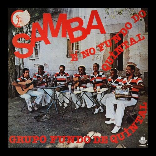 Samba É No Fundo do Quintal de Grupo Fundo de Quintal