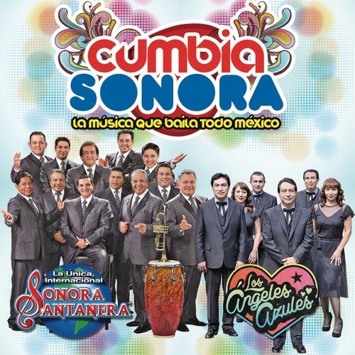 Cumbia Sonora Con la Sonora Santanera & Los Ángeles Azules de La Sonora Santanera