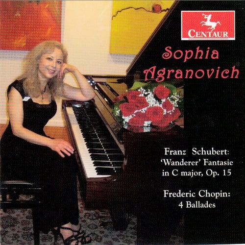 Schubert: Fantasie in C Major, Op. 15, D. 760