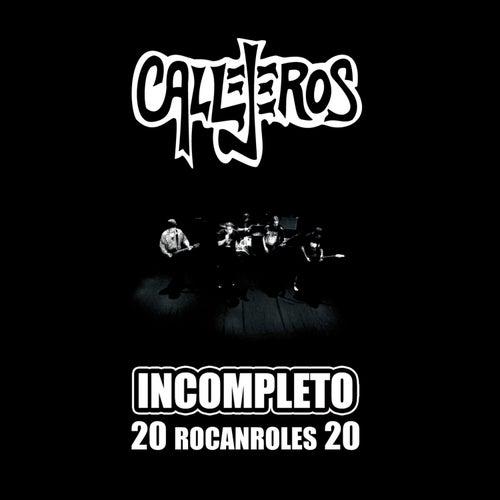 Incompleto - 20 Rocanroles 20 de Various Artists