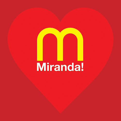 El Disco de Tu Corazón van Miranda!