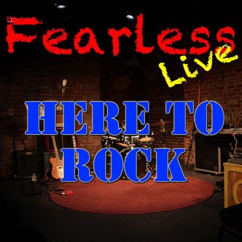 Here To Rock (Live) de Various Artists