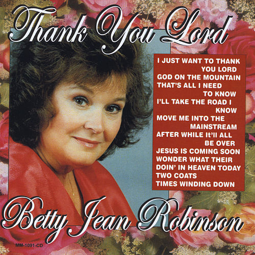 Thank You Lord von Betty Jean Robinson