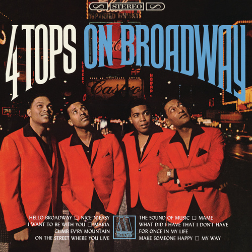 On Broadway de The Four Tops