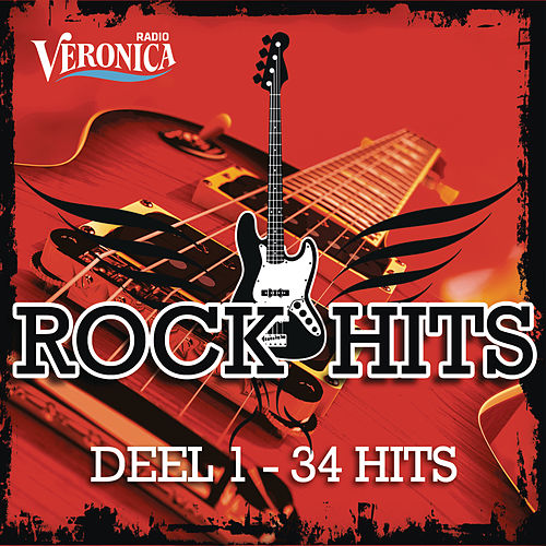Veronica Rock Hits (2015) - deel 1 van Various Artists