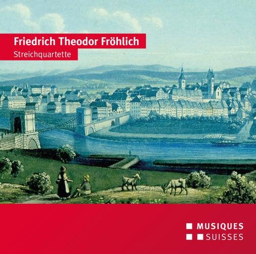 Fröhlich: String Quartets by The Beethoven Quartet